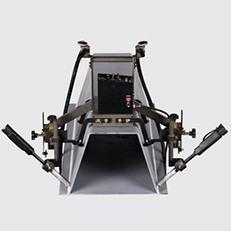 Carucioare KW-FU2 - Echipamente pentru sudarea mecanizata