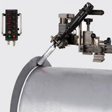 Carucioare KW-PW1 - Carucioare pentru sudarea mecanizata