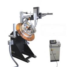 Echipament sudare circulara automata CARPANO - Automatizarea sudarii