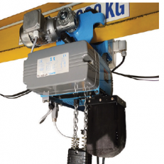 Electropalan cu lant VOLT TRAC - Palane electrice si manuale