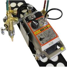 IK-12 Beetle - Carucior motorizat pentru debitat  - KOIKE - echipamente pentru debitare mecanizata