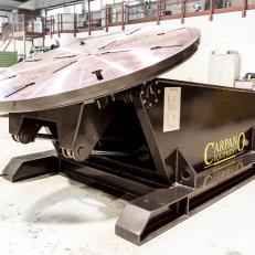 Manipulator de mare capacitate CARPANO - Manipulatoare, paturi de role