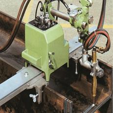 Mini-Mantis II - Aparat automat pentru debitat  profile - KOIKE - echipamente pentru debitare mecanizata
