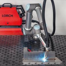 Pachetul de sudura - Cobot LORCH - Roboti pentru sudura