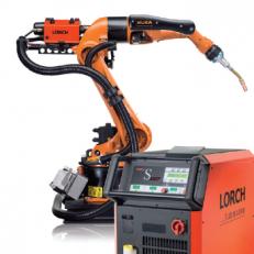 Roboti industriali pentru sudura LORCH - Roboti pentru sudura