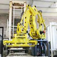 Roboti industriali pentru impachetare/paletizare - Impachetare