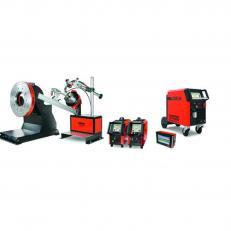Sisteme automate LORCH - Automatizarea sudarii