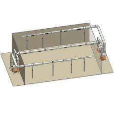 Sisteme industriale pentru ventilare interioara - Sisteme de filtrare si ventilatie