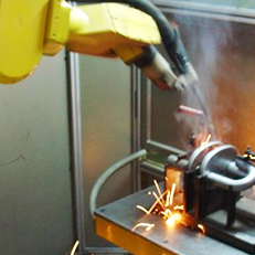 Sisteme WeldPro - Roboti pentru sudura