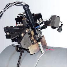 Carucior KW pentru sudarea tevilor  - Echipamente pentru sudarea mecanizata
