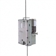 Troliu electric  pentru platforme de lucru suspendate  TIRAK - Trolii electrice si cu motor termic