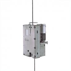 Troliu electric  pentru platforme de lucru suspendate  TIRAK - Trolii electrice ,  manuale , cu motor termic
