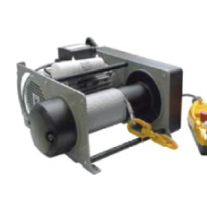 Troliu electric Primo - Trolii electrice ,  manuale , cu motor termic