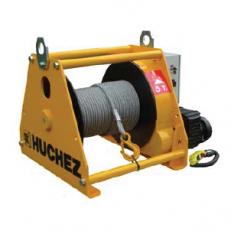 Troliu electric industrial TE - Trolii electrice ,  manuale , cu motor termic