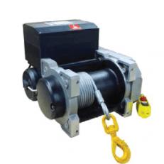 Troliu electric TRBoxter - Trolii electrice ,  manuale , cu motor termic