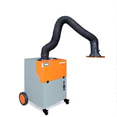 Unitati de filtrare mobile - Sisteme de filtrare si ventilatie